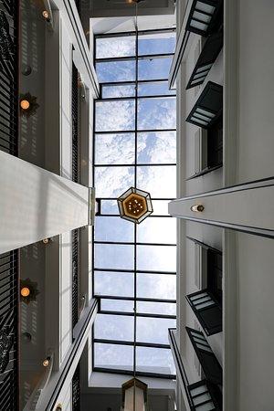 Liu Men Melaka by Preference: Courtyard View