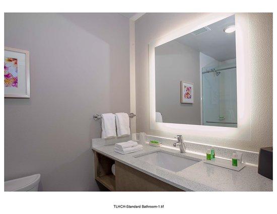 Guest Bathroom Holiday Inn Tallahassee E. Capitol Universities