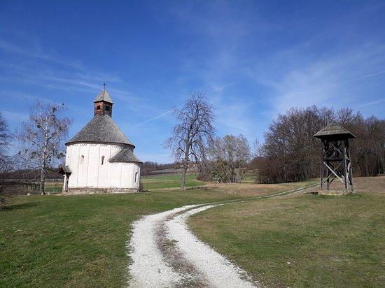 Kapela Sv. Nikolaja - Rotunda