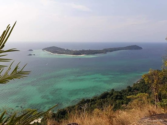 Ko Adang, Таиланд: L'ile voisine de koh lipe