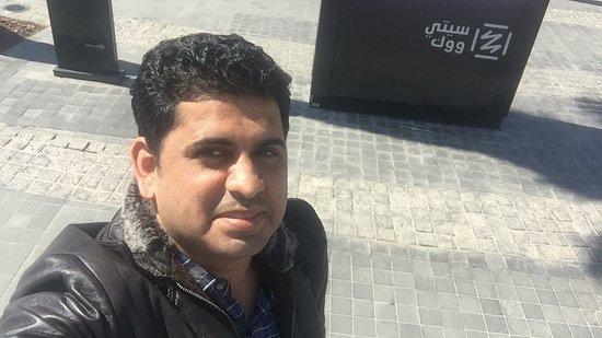 Dubai Marina: Greattt placeee