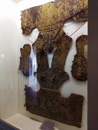 Fateh Praksah Palace Museum: Armour Jehangir period