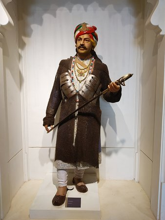 Fateh Praksah Palace Museum: Fateh Prakash Palace State Museum Chittorgarh