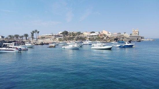 Trip to Tabarca Island
