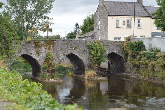 Trim, Irland: Bridge over the River Boyne