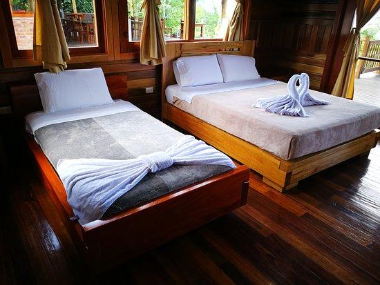 Room Pajaro.
