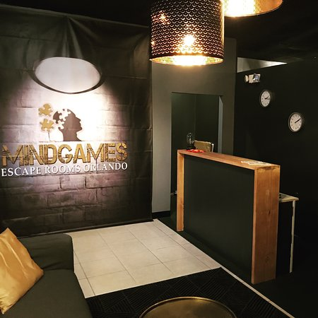 MindGames Escape Rooms