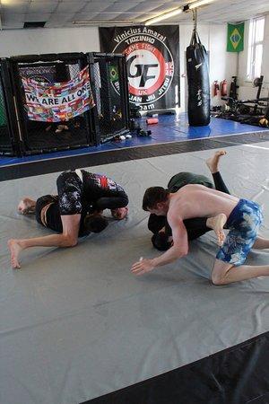Game Fight BJJ UK