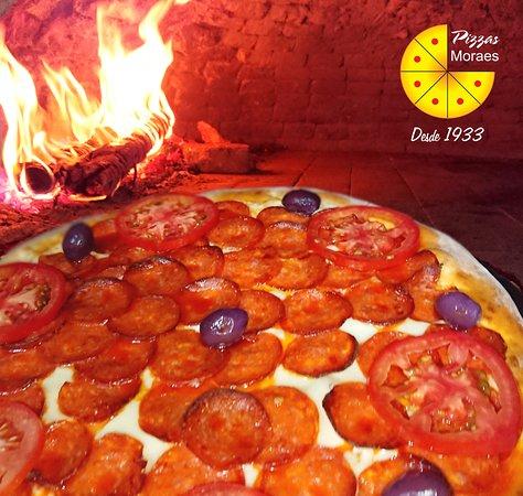 Pizzaria Moraes: no almoço e no jantar, de 2ª a sábado. Aos domingos, a partir das 18h.