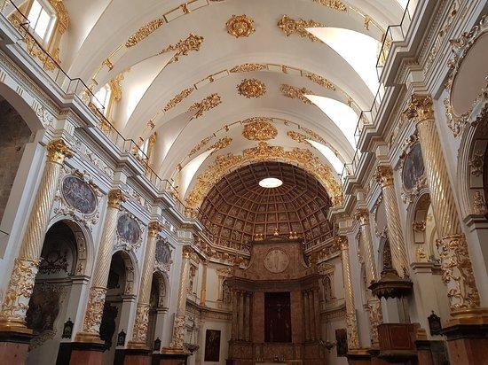 Real Parroquia San Martin Obispo y San Antonio Abad