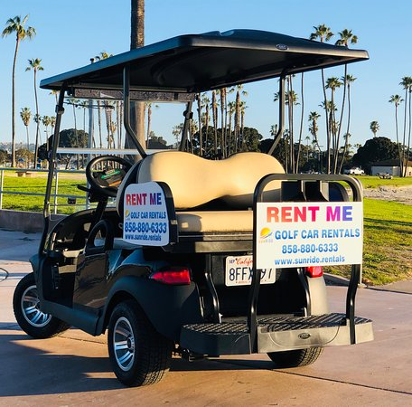 Sunride Golf Cart Rentals