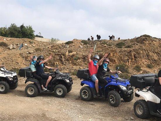 Fodele, Greece: Safari Peninsuila !!!!
