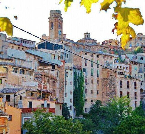 La Vilella Baixa en la comarca del Priorat en la provincia de Tarragona en Cataluña; info con los mejores rincones del Priorat  https://goo.gl/pG94hT