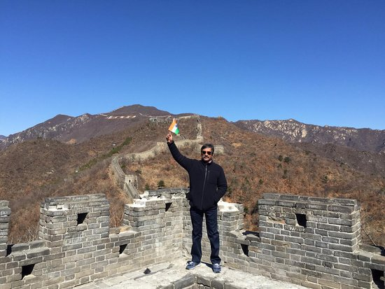 Memorable moments on Great Wall.