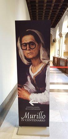 Affiche expo Murillo...