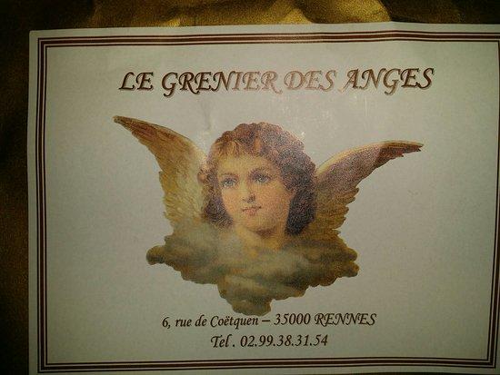 Le Grenier des Anges