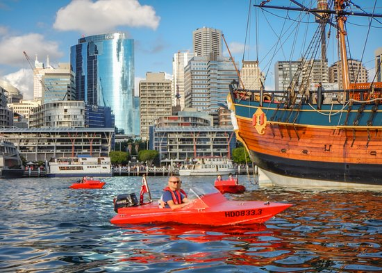 Sydney Speed Boat Adventures