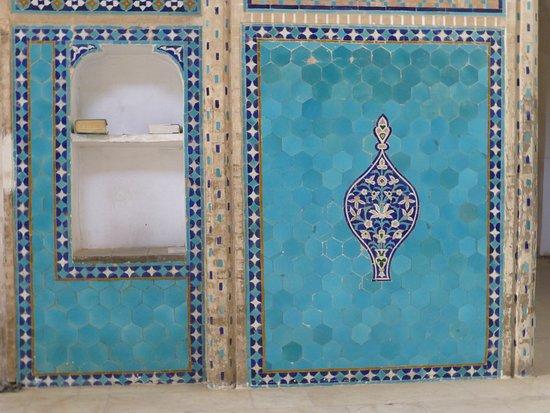 Cartoline da Yazd, Iran