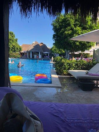 Nice family resort