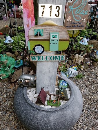 Ravenna, OH: campsite