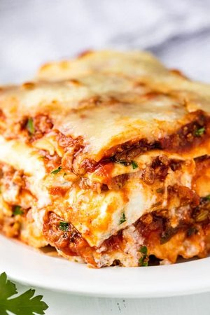 The Agave Grill: Mom's Lasagna