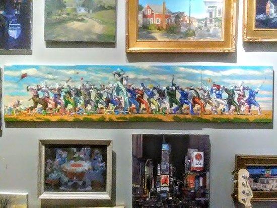 Stephen Lapierre art gallery