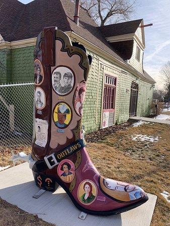Cheyenne Big Boots: Holliday Park