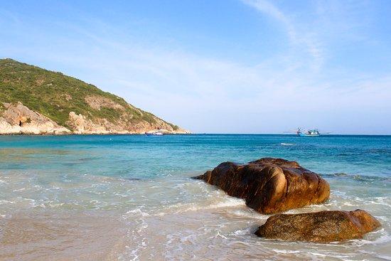 A great seashore
