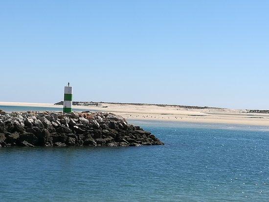 Fuseta Beach