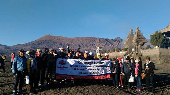 Bromo Tengger Semeru National Park, Indonesia: rollicking we travel to Bromo with satisfying service by a trusted company https://www.pandoratrips.com/home
