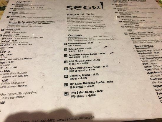 Seoul House of Tofu