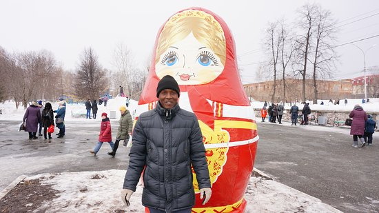 Oural, Russie : Holidays in Russia. A trip to the Urals.
