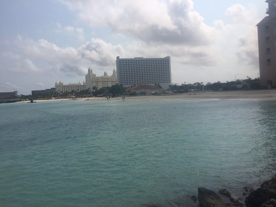 Hotel Riu Palace Aruba: The resort was clean, and impeccable service!