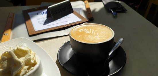 Normanville Kiosk & Cafe: Normanville Kiosk and Cafe  flat white ????