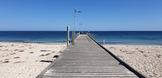 Normanville Kiosk and Cafe the jetty