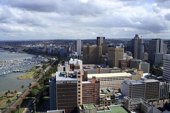 Durban City sightseeingtur med Ushaka...