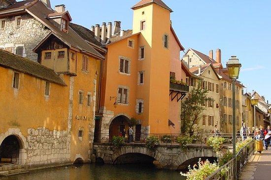 Tour di mezza giornata ad Annecy da