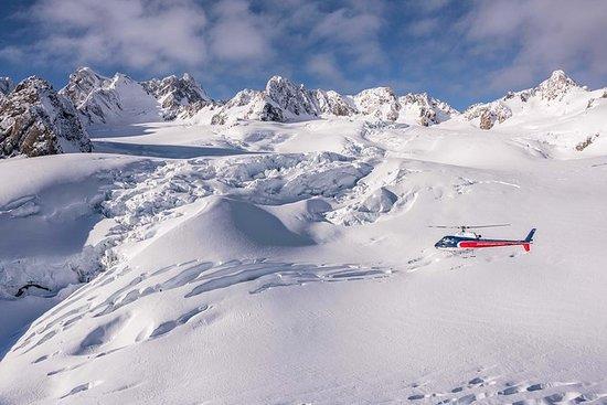 福克斯冰川Neve Discoverer直升機飛行