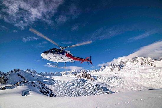 弗朗茲約瑟夫山風景直升機飛行