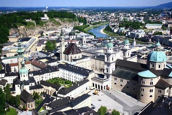 Salzburg City Tour - På Sporene av...