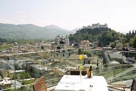 Panoramisk Salzburg City Tour med...