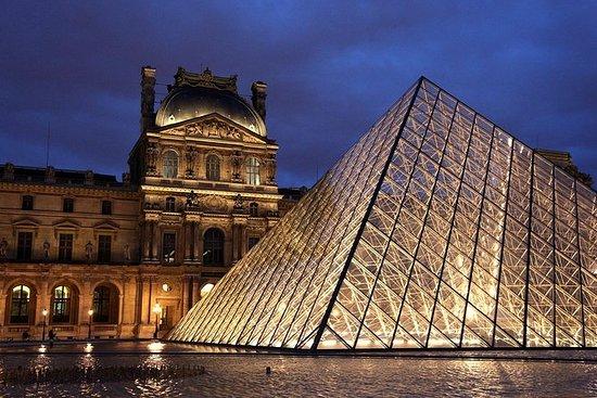 Hopp over linjen: Evening Louvre Tour...