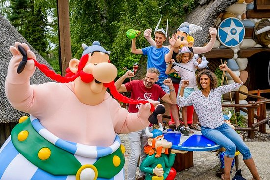 Parc Asterix Adgangskort