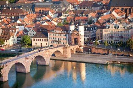 Heidelberg Halvdagstur fra Frankfurt