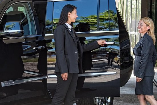 Las Vegas Private Airport Roundtrip Transfer Provided By Bell