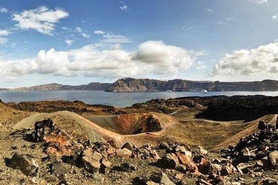 Excursión privada: visita a un volcán...