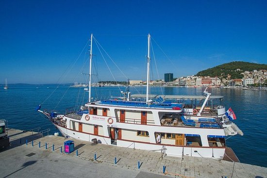 Croisière de huit jours en Croatie au...