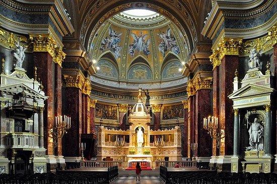 Budapest St Stephen's Basilica Organ...