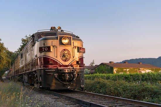Napa Valley Wine Train con pranzo