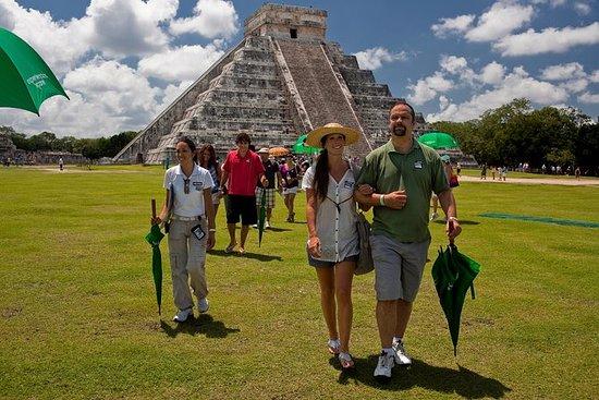 Cancun Combo Tour: Xcaret, Xel-Ha...